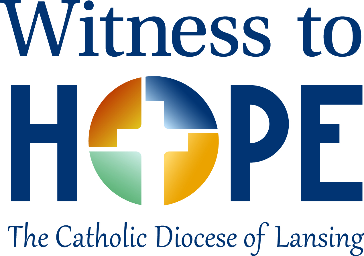 Witness to Hope Logo